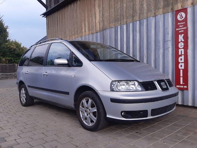 SEAT Alhambra 1.9 TDI Signo 180'000 km CHF5'000 - buy on carforyou.ch - 1