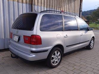 SEAT Alhambra 1.9 TDI Signo 180'000 km CHF5'000 - buy on carforyou.ch - 2