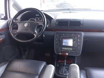 SEAT Alhambra 1.9 TDI Signo 180'000 km CHF5'000 - buy on carforyou.ch - 3