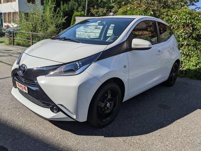 Toyota Aygo 1.0 VVT-i x-play 39'900 km CHF9'600 - kaufen auf carforyou.ch - 1