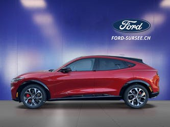 Ford Mustang Mach-E Extended AWD 500 km CHF75'840 - buy on carforyou.ch - 2