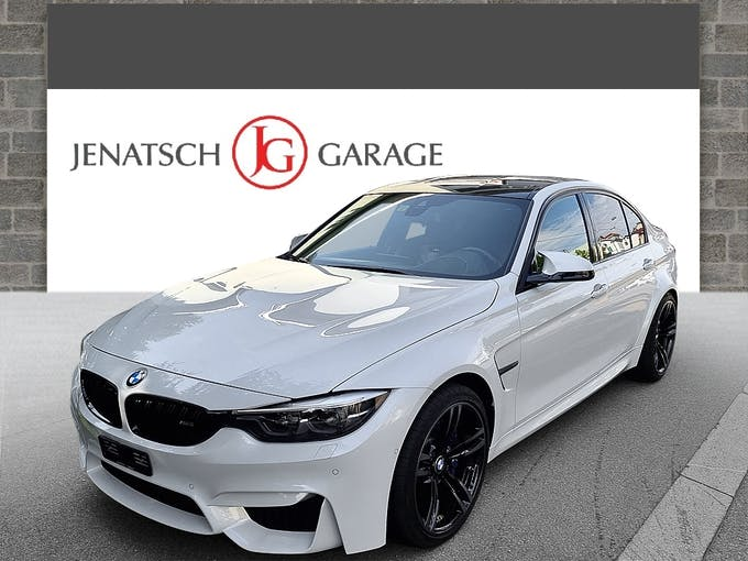 BMW 3er M3 Competition Drivelogic 450 PS 30'000 km CHF71'900 - buy on carforyou.ch - 1