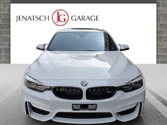 BMW 3er M3 Competition Drivelogic 450 PS 30'000 km CHF71'900 - buy on carforyou.ch - 2