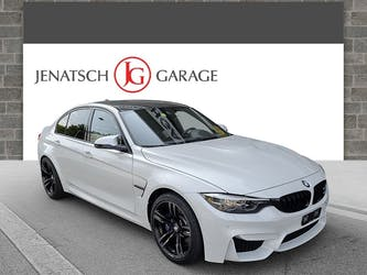 BMW 3er M3 Competition Drivelogic 450 PS 30'000 km CHF71'900 - buy on carforyou.ch - 3
