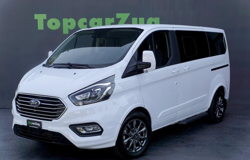 Ford Tourneo Custom 2.0TDI 310 L1 Titanium ** CH-Auslieferung ** 28'500 km CHF35'800 - buy on carforyou.ch - 1