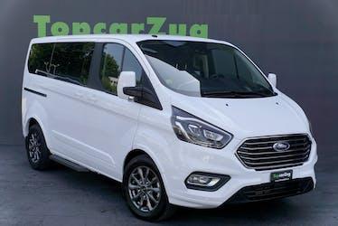 Ford Tourneo Custom 2.0TDI 310 L1 Titanium ** CH-Auslieferung ** 28'500 km CHF35'800 - buy on carforyou.ch - 2
