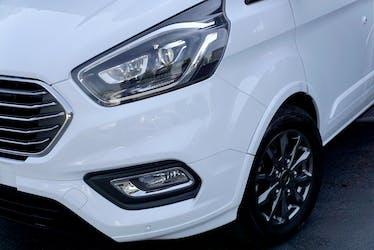 Ford Tourneo Custom 2.0TDI 310 L1 Titanium ** CH-Auslieferung ** 28'500 km CHF35'800 - buy on carforyou.ch - 3