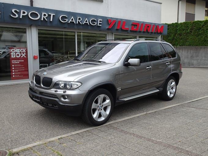 BMW X5 3.0d Automatic 174'000 km CHF10'900 - buy on carforyou.ch - 1