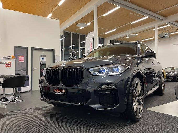 BMW X5 xDrive M50d Steptronic 19'000 km CHF85'900 - buy on carforyou.ch - 1