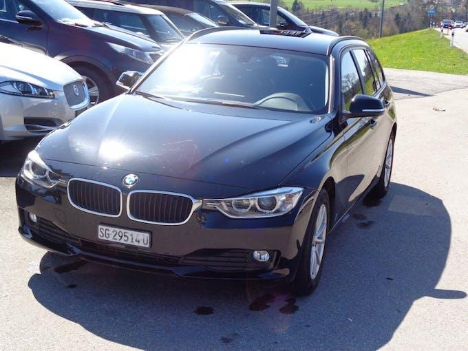 BMW 3er 318d xDrive Touring 124'500 km CHF15'500 - buy on carforyou.ch - 1