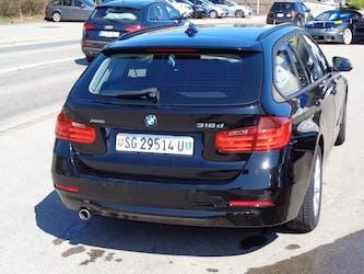 BMW 3er 318d xDrive Touring 124'500 km CHF15'500 - buy on carforyou.ch - 2