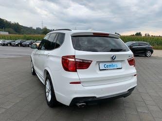 BMW X3 xDrive 20d M Sport Steptronic 65'000 km CHF31'500 - buy on carforyou.ch - 3