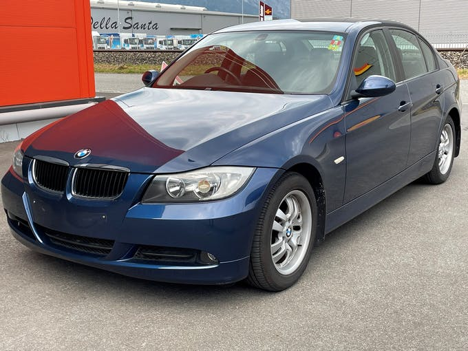 BMW 3er 320d 178'000 km CHF1'900 - buy on carforyou.ch - 1
