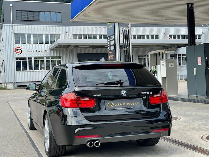 BMW 3er 330d xDrive Touring Sport Line Steptronic *CH-Fahrzeug**M-Sportpaket**Vollleder**HUD**Gratisservice* 82'000 km CHF27'900 - buy on carforyou.ch - 1