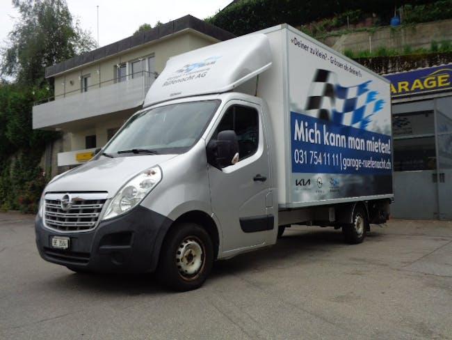 Opel Movano Kab.-Ch. 3.5 t L3 2.3 CDTI 150 145'500 km CHF24'980 - kaufen auf carforyou.ch - 1