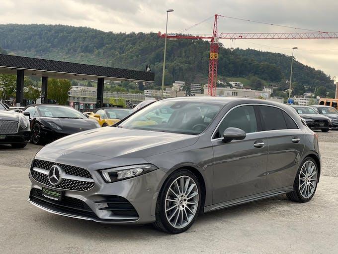 Mercedes-Benz A-Klasse A 180 d AMG Line 90'000 km CHF28'850 - buy on carforyou.ch - 1