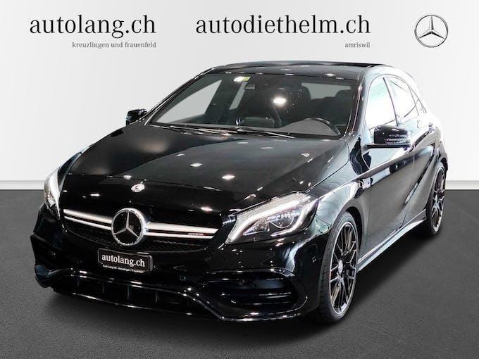 Mercedes-Benz A-Klasse A 45 4Matic AMG 47'990 km CHF44'800 - buy on carforyou.ch - 1
