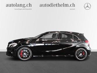 Mercedes-Benz A-Klasse A 45 4Matic AMG 47'990 km CHF44'800 - buy on carforyou.ch - 2