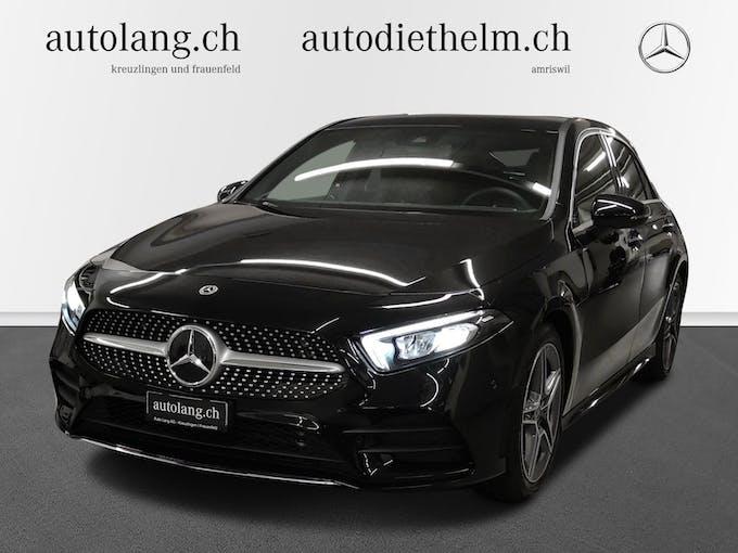 Mercedes-Benz A-Klasse A 200 AMG Line 10 km CHF46'600 - buy on carforyou.ch - 1