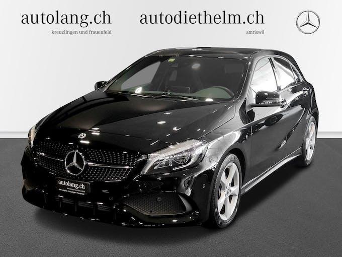 Mercedes-Benz A-Klasse A 250 AMG Line 4Matic 43'200 km CHF33'800 - buy on carforyou.ch - 1