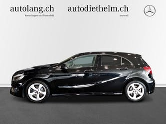 Mercedes-Benz A-Klasse A 250 AMG Line 4Matic 43'200 km CHF33'800 - buy on carforyou.ch - 2