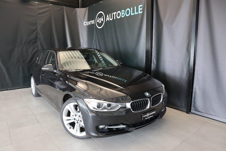BMW 3er 335i Sport Line Steptronic 106'800 km CHF19'800 - buy on carforyou.ch - 1