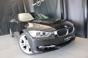 BMW 3er 335i Sport Line Steptronic 106'800 km CHF19'800 - buy on carforyou.ch - 2