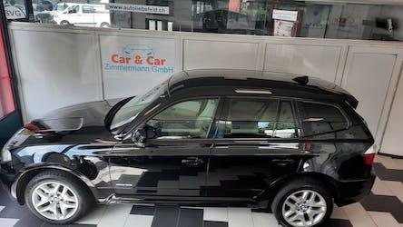 BMW X3 xDrive 30i (3.0si) 116'000 km CHF11'400 - buy on carforyou.ch - 2
