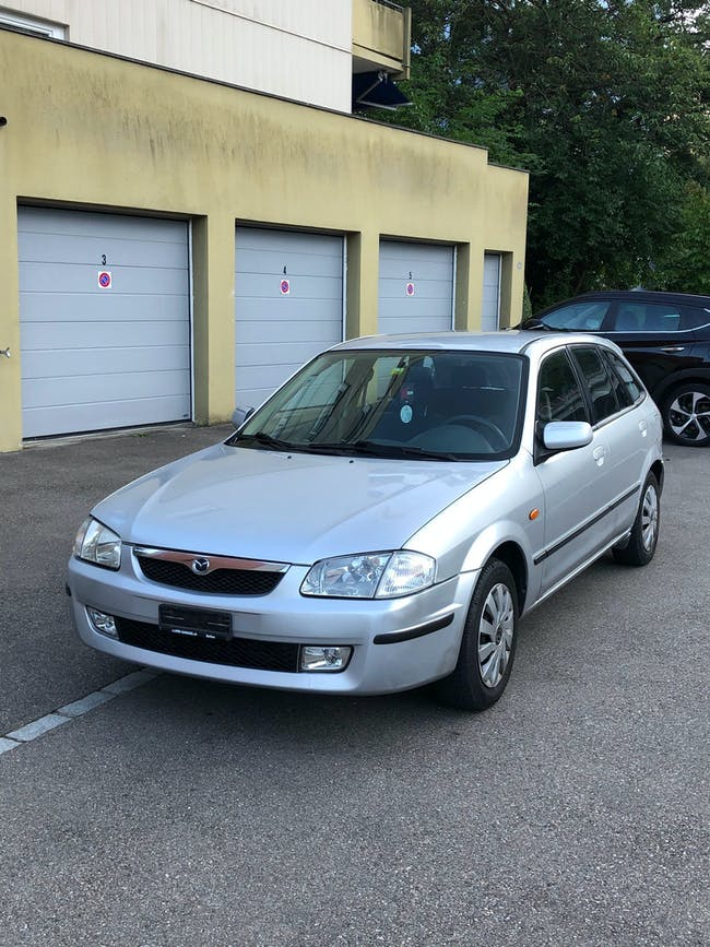 Mazda 323 1.8 | ab MFK 250'000 km CHF1'500 - buy on carforyou.ch - 1
