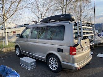 VW T5 california 3000 2.0 Tdi 140 4m 129'000 km CHF22'000 - acquistare su carforyou.ch - 2