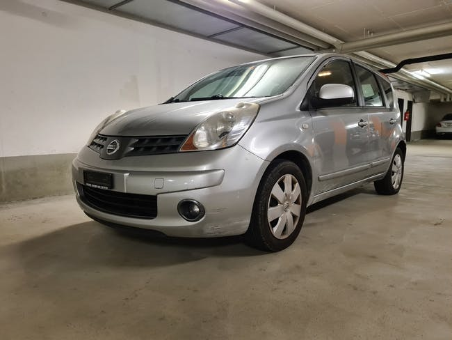 Nissan Note 1.5 dCi acenta 204'000 km CHF2'600 - acquistare su carforyou.ch - 1