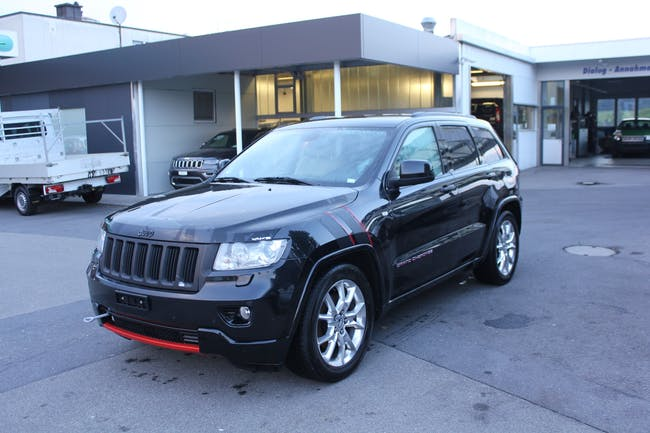 Jeep Grand Cherokee 3.0 CRD Limited Automatic 178'000 km CHF9'999 - acheter sur carforyou.ch - 1