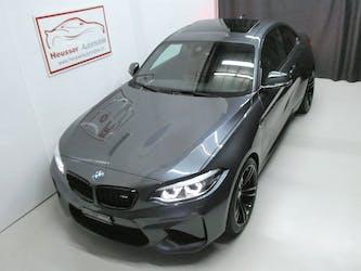 BMW 2er M2 Drivelogic LCI - Leder - Harman Kardon - 370 PS 52'400 km CHF46'800 - buy on carforyou.ch - 3