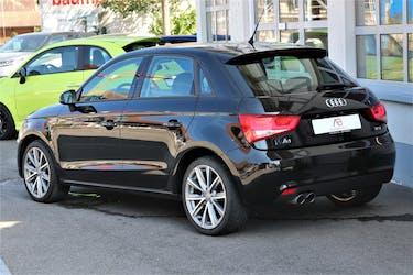 Audi A1 Sportback 1.4 TFSI Ambition S-tronic 80'000 km CHF15'900 - buy on carforyou.ch - 2