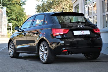 Audi A1 Sportback 1.4 TFSI Ambition S-tronic 80'000 km CHF15'900 - buy on carforyou.ch - 3