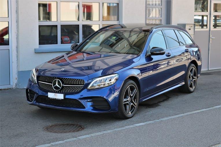 Mercedes-Benz C-Klasse C 200 Swiss Star AMG Line 4M 9G-Tronic 37'000 km CHF36'950 - buy on carforyou.ch - 1