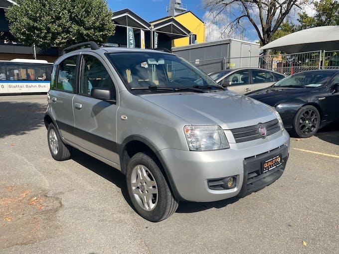 Fiat Panda 1.2 Rossignol 4x4 111'000 km CHF4'900 - buy on carforyou.ch - 1