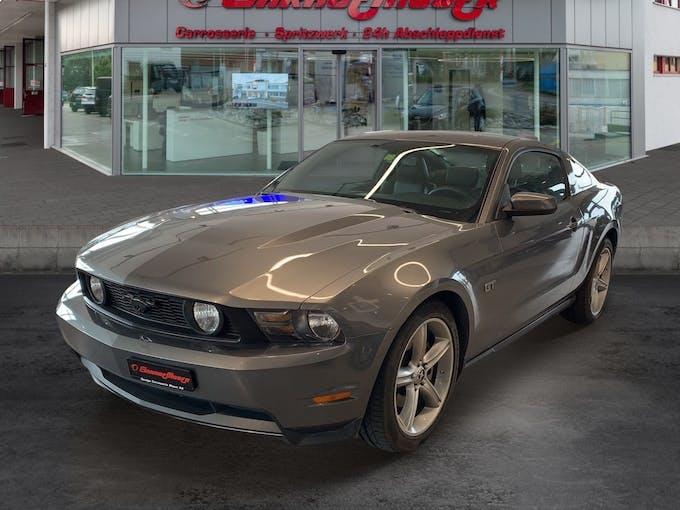 Ford Mustang Coupé 5.0 V8 GT Premium 38'210 km CHF26'500 - buy on carforyou.ch - 1