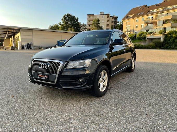 Audi Q5 2.0 TFSI quattro S-tronic 176'000 km CHF9'900 - buy on carforyou.ch - 1