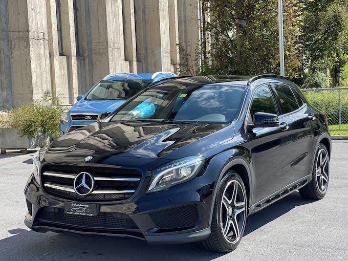 Mercedes-Benz GLA-Klasse GLA 250 AMG Line 4Matic 7G-DCT 121'000 km CHF21'900 - buy on carforyou.ch - 1