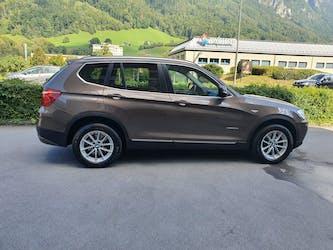 BMW X3 xDrive 20d Steptronic 113'450 km CHF19'500 - buy on carforyou.ch - 3