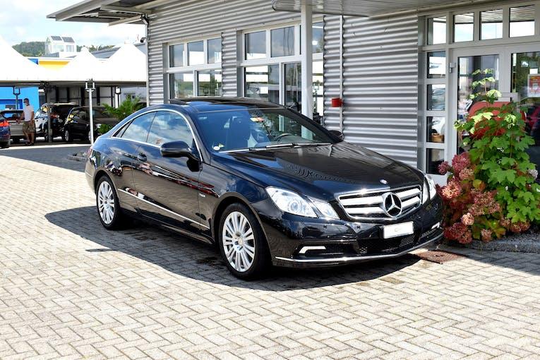 Mercedes-Benz E-Klasse E 350 CGI BlueEfficiency 7G-Tronic 215'000 km CHF8'900 - buy on carforyou.ch - 1