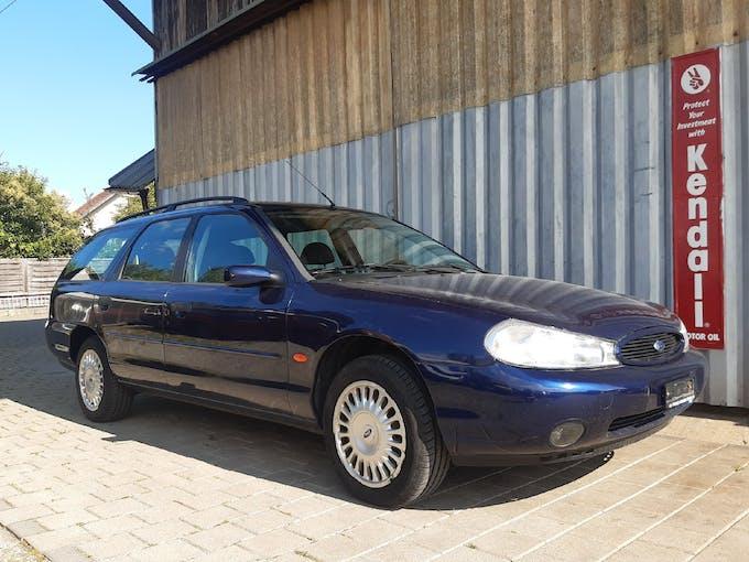 Ford Mondeo 2.0i Ambiente 165'000 km CHF2'500 - buy on carforyou.ch - 1
