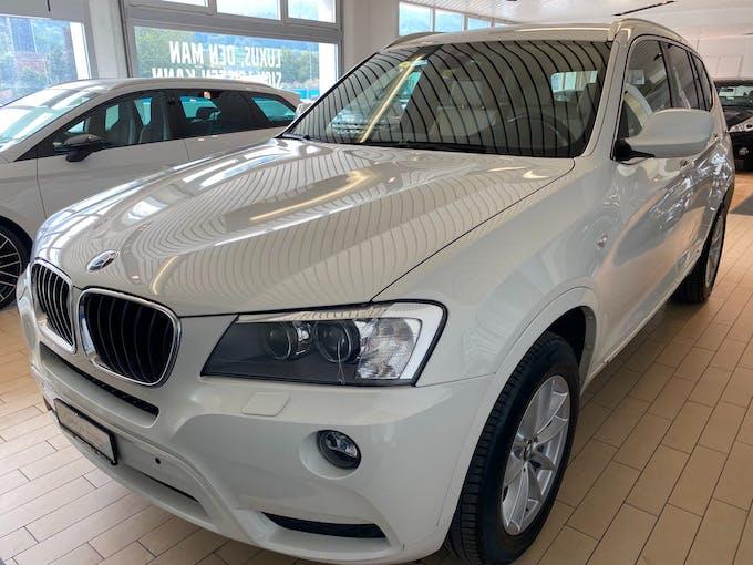 BMW X3 xDrive 20i Steptronic 142'000 km CHF17'900 - buy on carforyou.ch - 1