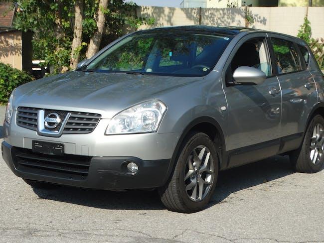 Nissan Qashqai 2.0 4WD tekna 166'000 km CHF4'500 - acquistare su carforyou.ch - 1