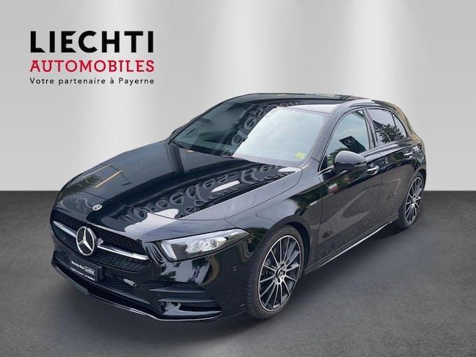Mercedes-Benz A-Klasse A 250 AMG Line 7G-DCT 8'000 km CHF49'800 - buy on carforyou.ch - 1