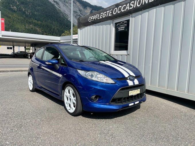 Ford Fiesta 1.6 16V Magnet 128'000 km CHF5'700 - buy on carforyou.ch - 1