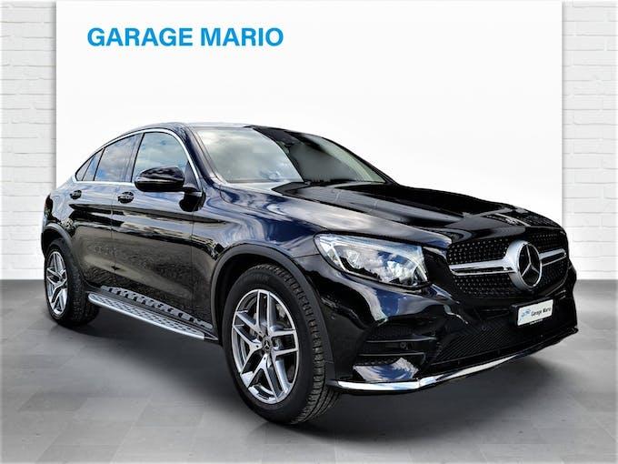 Mercedes-Benz GLC-Klasse GLC 250 GLC Coupé 250 AMG Line 4Matic 9G-Tronic 51'300 km CHF47'700 - buy on carforyou.ch - 1