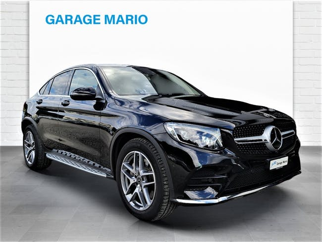 Mercedes-Benz GLC-Klasse GLC 250 GLC Coupé 250 AMG Line 4Matic 9G-Tronic 51'300 km CHF47'700 - acheter sur carforyou.ch - 1