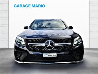 Mercedes-Benz GLC-Klasse GLC 250 GLC Coupé 250 AMG Line 4Matic 9G-Tronic 51'300 km CHF47'700 - buy on carforyou.ch - 2